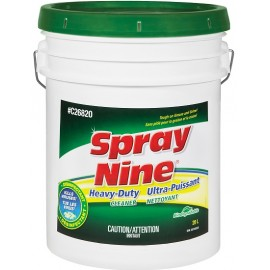 Spray Nine Heavy-Duty Cleaner: 20 litre
