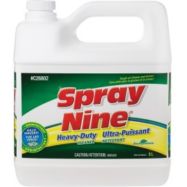 Spray Nine Heavy-Duty Cleaner: 2 litre