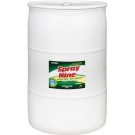 Spray Nine Heavy Duty Cleaner+Disinfectant: 208 litre