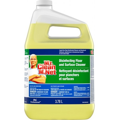 Mr. Clean Disinfecting Floor & Surface Cleaner
