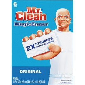 Mr. Clean Magic Eraser: Original (6)
