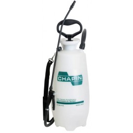 Chapin Industrial Janitorial/Sanitation Poly Sprayer: 3 gal