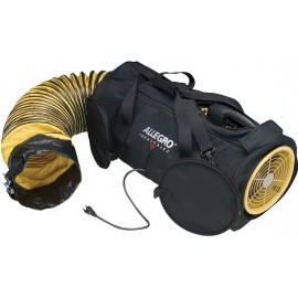 Allegro 8″ AC Air Bag Blower, 15' Ducting