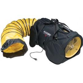 Allegro 12″ AC Air Bag Blower, 15' Ducting