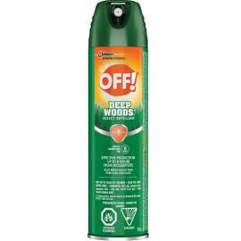 OFF! Deep Woods Aerosol: 230 gm