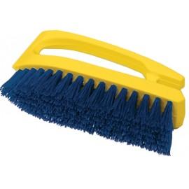 Rubbermaid Scrub Brush: iron style handle