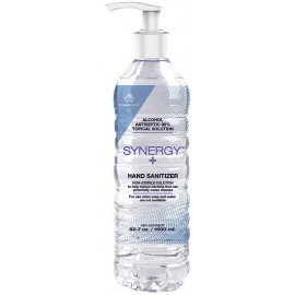 Synergy Liquid Hand Sanitizer: 1500 mL, 80% alcohol