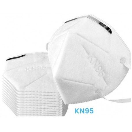 Disposable Face Mask: KN95, 20 /bx