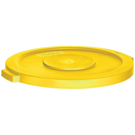 M2 Waste Container Lid: 44 gal / 166 L, Yellow