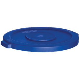 M2 Waste Container Lid: 44 gal / 166 L, Red