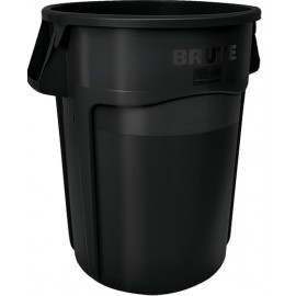 RubbermaRubbermaid Brute Container: 44 gal / 166 Laid Brute Containers