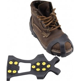 Zenith Anti-Slip Spark-Proof Ice Cleats: size 5-8