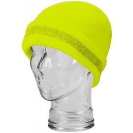 Winter Toque - Hi-Viz Lime