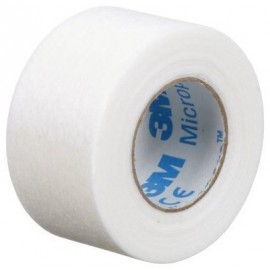 "3M Micropore Medical Tape: 1"" (2.5 cm)"