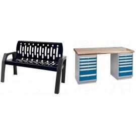 Furniture: Industrial & Site