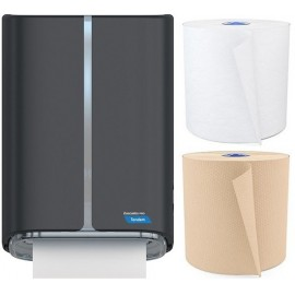Tandem Towels / Dispensers