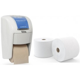 High Capacity Bath Tissue / Dispensers
