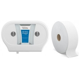 Jumbo Bath Tissue / Dispensers